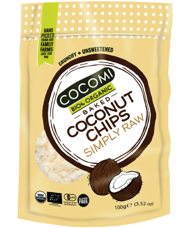 Coconut Chips - Simply raw
