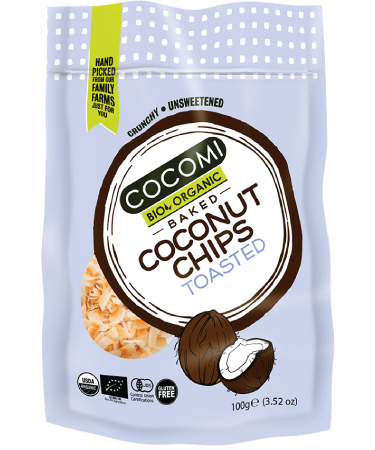 Coconut Chips - Toasted