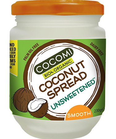 Coconut Spread Raw