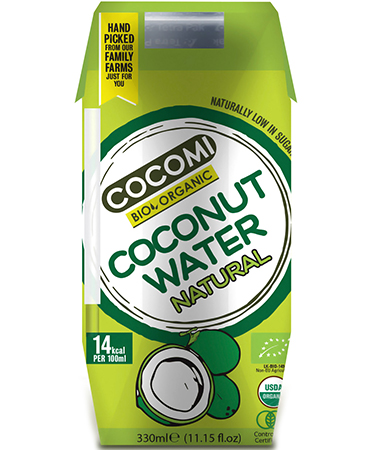 Coconut Water Natural 330ml