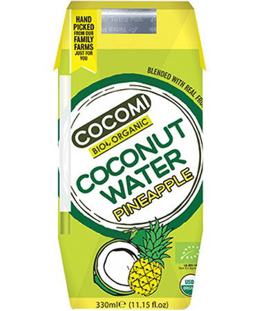 Coconut Water Pineapple 330ml